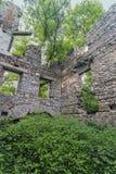 Угловые стены Стоковые Фото
