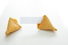 удача печенья Стоковое Изображение