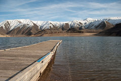 удачливейший пиковый резервуар стоковое фото rf