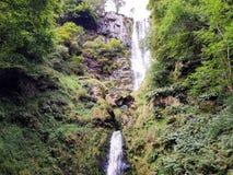 удвоьте водопад Стоковые Фото