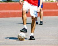 удерживание шарика Стоковые Фото