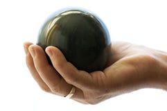 удерживание шарика Стоковая Фотография RF