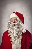 Удивлянное Дед Мороз Стоковая Фотография