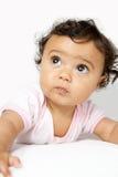 Удивлянный младенец стоковые фотографии rf