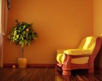 удобная нутряная комната Стоковое фото RF
