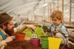 Удобрите качественное и обрабатывать землю современный обрабатывать землю на хорошем качестве почвы большее качество почвы для ус стоковое фото