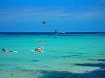 удовольствия океана Стоковая Фотография RF