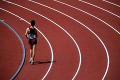 уединённый бегунок 01 Стоковая Фотография
