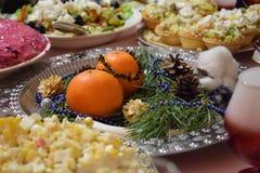 Ужин праздника Стоковые Фото