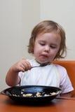 Ужин ребёнков Стоковые Фотографии RF