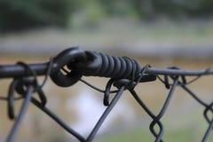 Узел загородки звена цепи Стоковые Изображения RF
