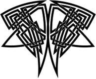 узел 17 celtic Стоковое Изображение RF