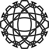 узел 2 celtic Стоковое Изображение