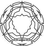 узел 3 celtic Стоковая Фотография