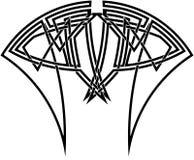 узел 42 celtic Стоковые Фотографии RF