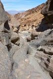 узкие части мозаики каньона Стоковое фото RF