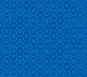 Vector holiday snowflakes on blue background vector illustration