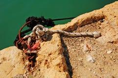 Узлы рыбной ловли Стоковые Изображения RF