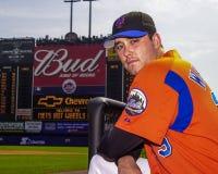 Уилер Дэн, New York Mets Стоковая Фотография RF