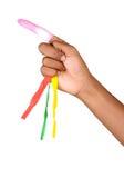 указатель презерватива Стоковая Фотография RF
