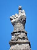 Указательный палец Стоковые Фото