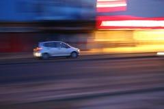 укладка в форме автомобиля Стоковые Фотографии RF