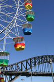 уклад жизни Сидней зрелищности стоковые изображения rf
