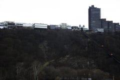 Уклон в Питтсбурге стоковое фото rf
