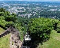 Уклон на Chattanooga стоковая фотография rf