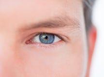 укомплектуйте личным составом зрение Стоковые Фотографии RF