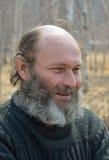 Укомплектуйте личным составом с бородой 11 Стоковые Изображения RF