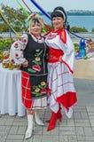 украинская женщина Стоковые Фото