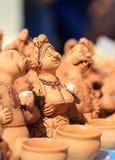 Украинская кукла сувенира Стоковая Фотография