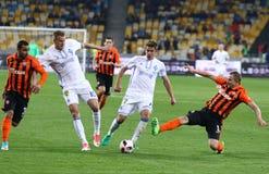 Украинская премьер-лига: Динамомашина Kyiv v Shakhtar Стоковая Фотография