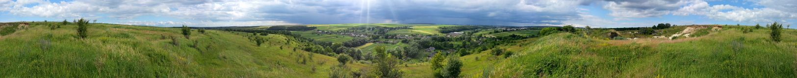 Украинская природа Стоковые Фото