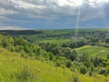 Украинская природа Стоковые Изображения