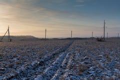 Украинская степь Стоковое Фото