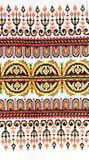 Украинская фольклорная вышивка Стоковые Изображения RF