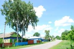 Украинское село Стоковое фото RF