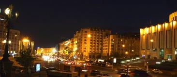 Украин, Киев Kreschatik Стоковое Фото