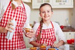 Украшать пироги Стоковые Изображения RF