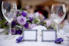 Украшение венчания Стоковые Изображения RF