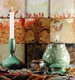 украшение возражает oriental Стоковое Изображение RF