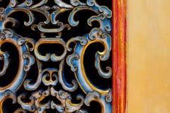 Украшение в Wat Arun Стоковые Фото