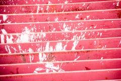 Украшение графического искусства и дизайн стены в Malaca Стоковая Фотография RF