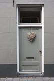 Украшение двери Стоковая Фотография RF