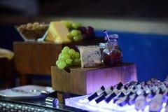 Украшение еды для всех функций Стоковое фото RF