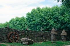 Украшение деревни стоковая фотография rf