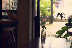 Украшение кофейни Стоковые Изображения RF