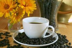 украшение кофе Стоковое Изображение RF
